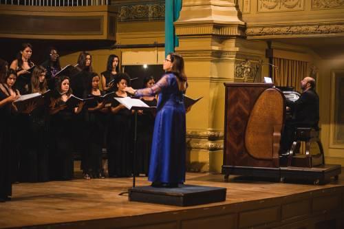 Coral Brasil Ensemble