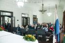 Aula inaugural e posse da diretoria