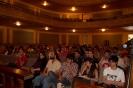 Philip Glass na Escola de Música