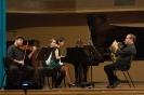 Violino, trompa e piano.